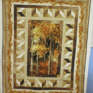 Sound of the Woods Quilt Kit