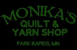 Monika's Quilt & Yarn Shop